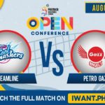 LIVE: SET 1   Creamline vs. PetroGazz   August 24, 2019 (Watch the full game on iWant.ph)