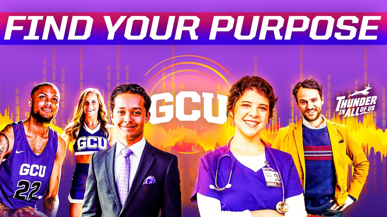 GCU Chapel with Ashley Wooldridge of Christ's Church of the Valley