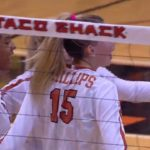 Texas Volleyball Orange and White Scrimmage LHN Highlights [Aug. 17, 2019]