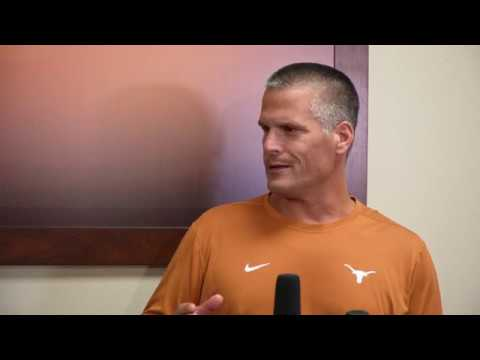 Todd Orlando and Tim Beck Press Conference [Aug  28, 2019]